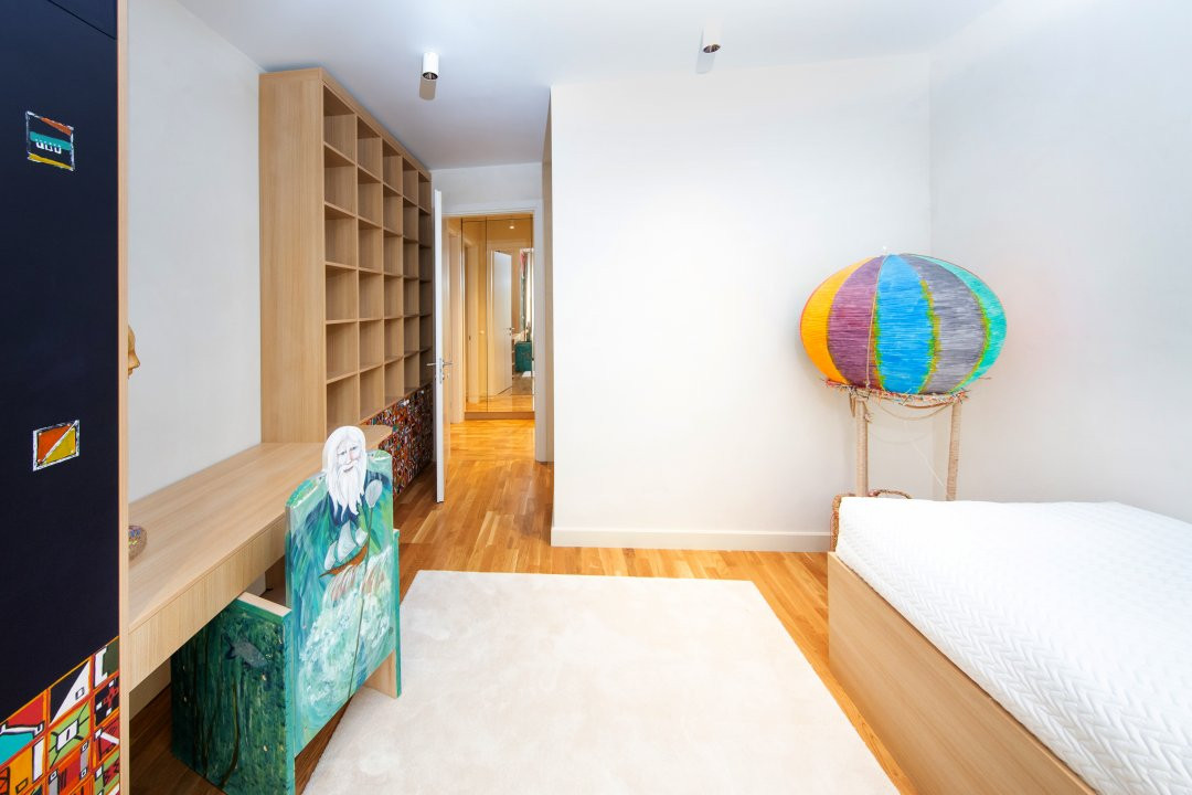 Apartament cu 3 camere decomandat in Nordul Capitalei - Luxuria Residence 15