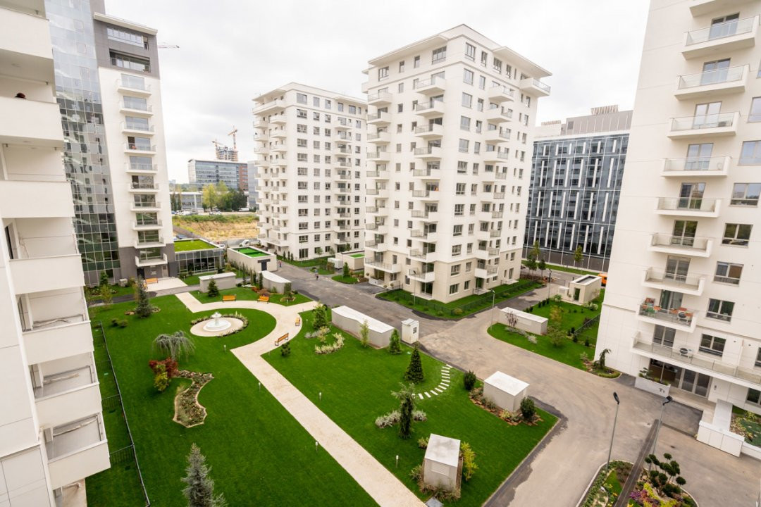 Apartament cu 3 camere decomandat in Nordul Capitalei - Luxuria Residence 22