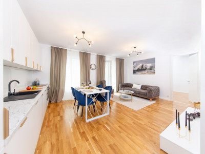 Apartament cu 2 Camere + Office in Nordul Capitalei - Luxuria Residence