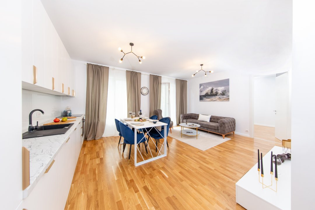 Apartament cu 2 Camere + Office in Nordul Capitalei - Luxuria Residence 1