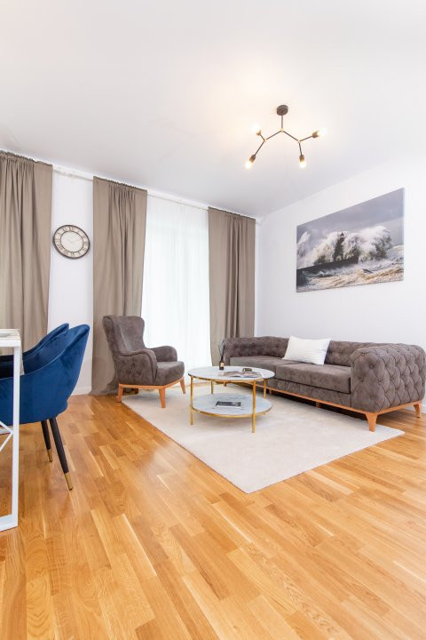 Apartament cu 2 Camere + Office in Nordul Capitalei - Luxuria Residence 2