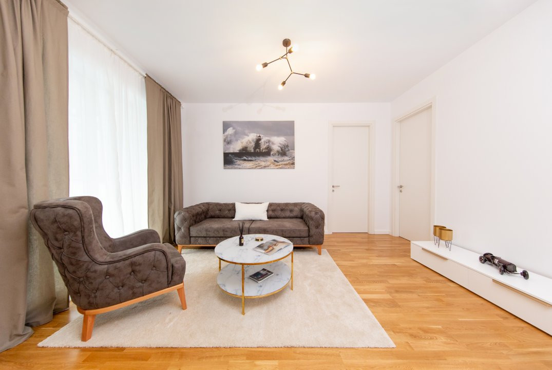 Apartament cu 2 Camere + Office in Nordul Capitalei - Luxuria Residence 3
