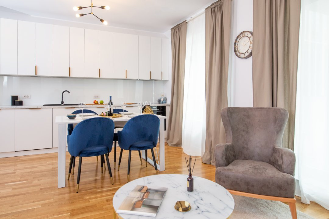 Apartament cu 2 Camere + Office in Nordul Capitalei - Luxuria Residence 4