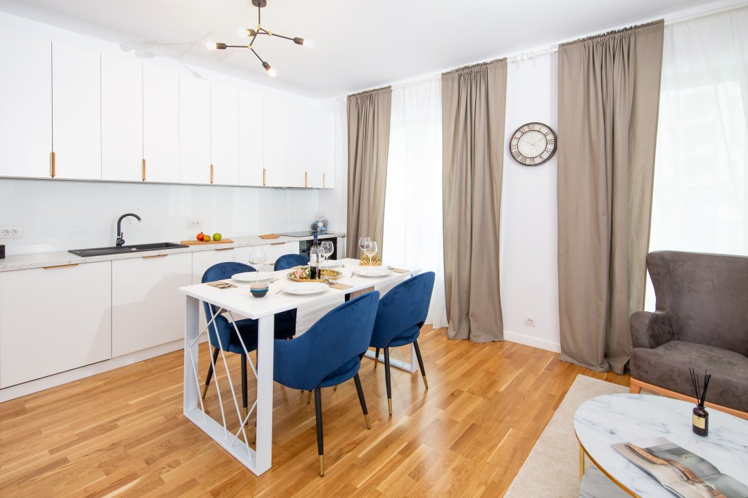 Apartament cu 2 Camere + Office in Nordul Capitalei - Luxuria Residence 5