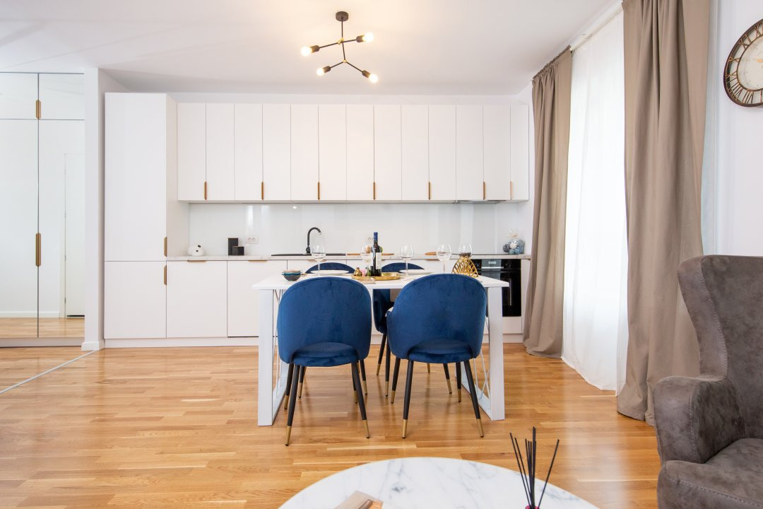 Apartament cu 2 Camere + Office in Nordul Capitalei - Luxuria Residence 6