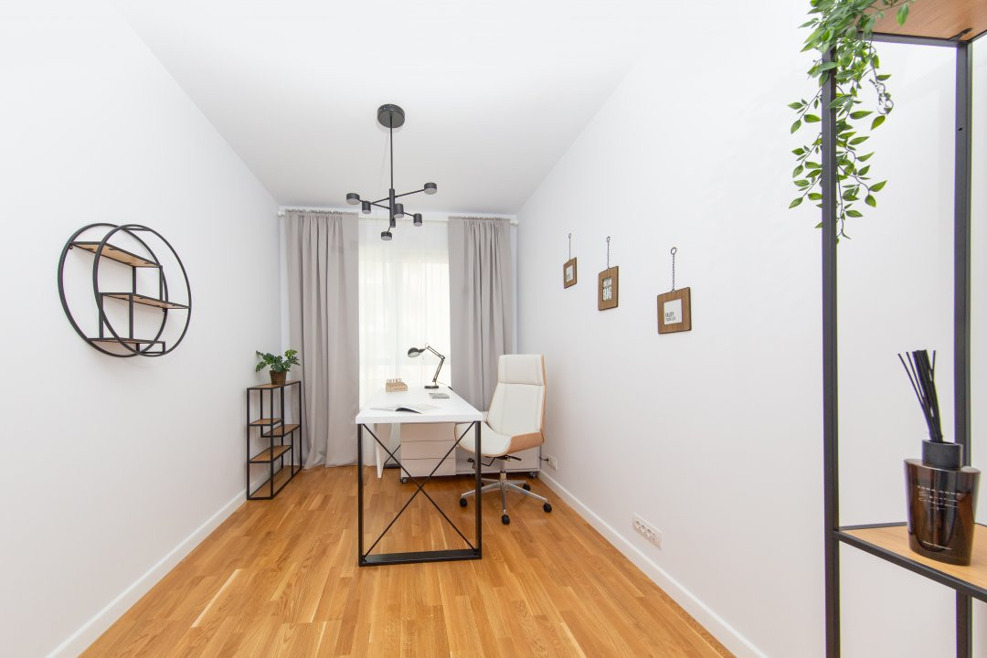 Apartament cu 2 Camere + Office in Nordul Capitalei - Luxuria Residence 7