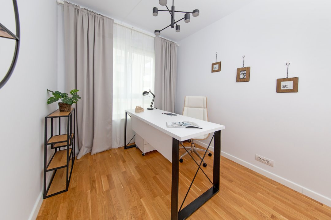 Apartament cu 2 Camere + Office in Nordul Capitalei - Luxuria Residence 8