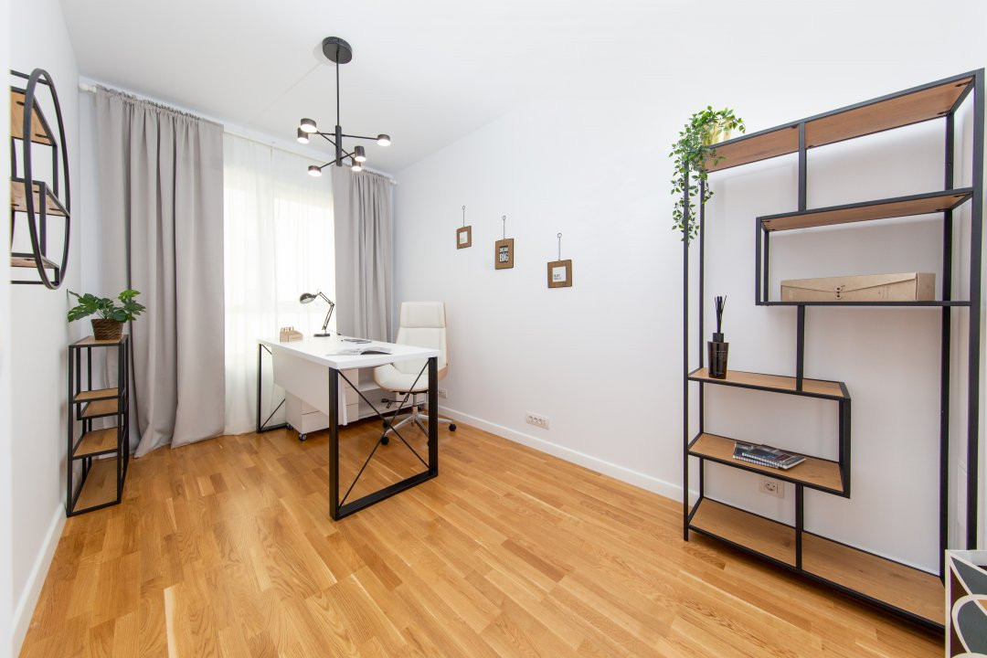 Apartament cu 2 Camere + Office in Nordul Capitalei - Luxuria Residence 9