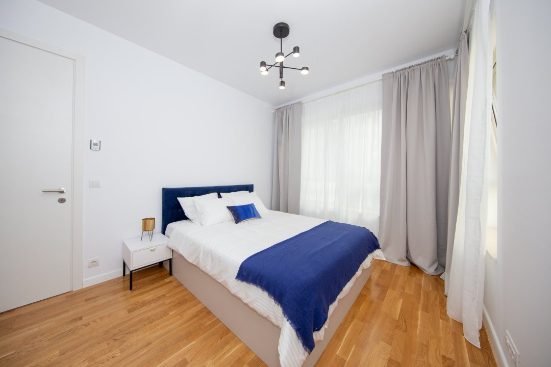 Apartament cu 2 Camere + Office in Nordul Capitalei - Luxuria Residence 10