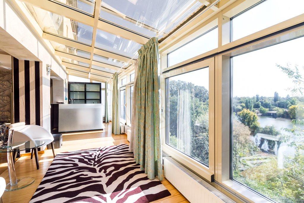 Amazing Lake View - 196sqm, 3 room apartment, Herastrau -Nordului 1
