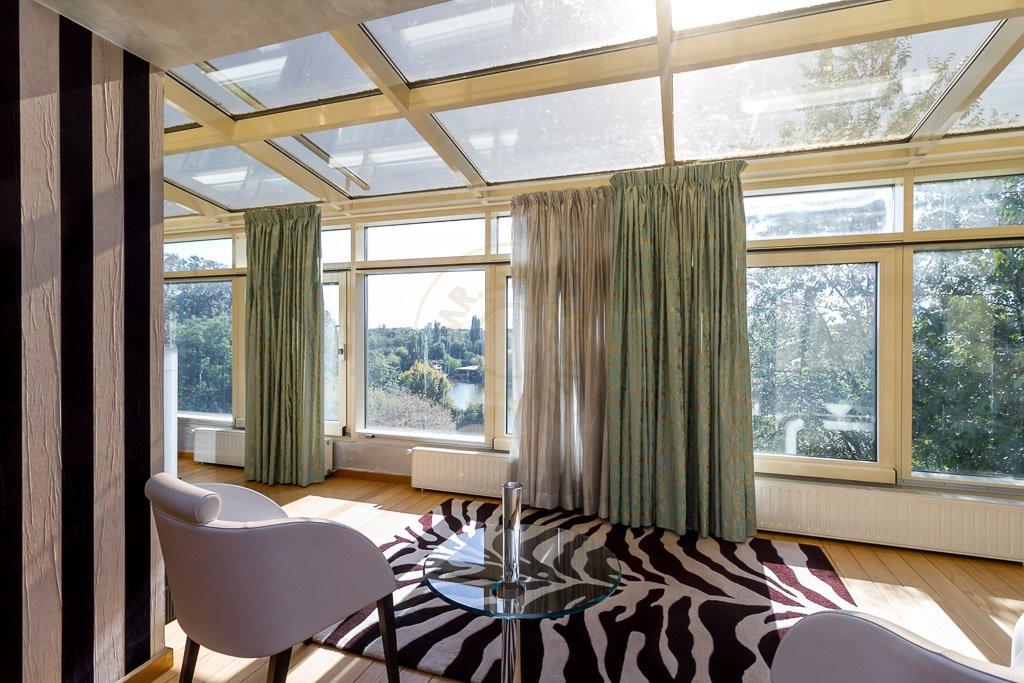 Amazing Lake View - 196sqm, 3 room apartment, Herastrau -Nordului 2
