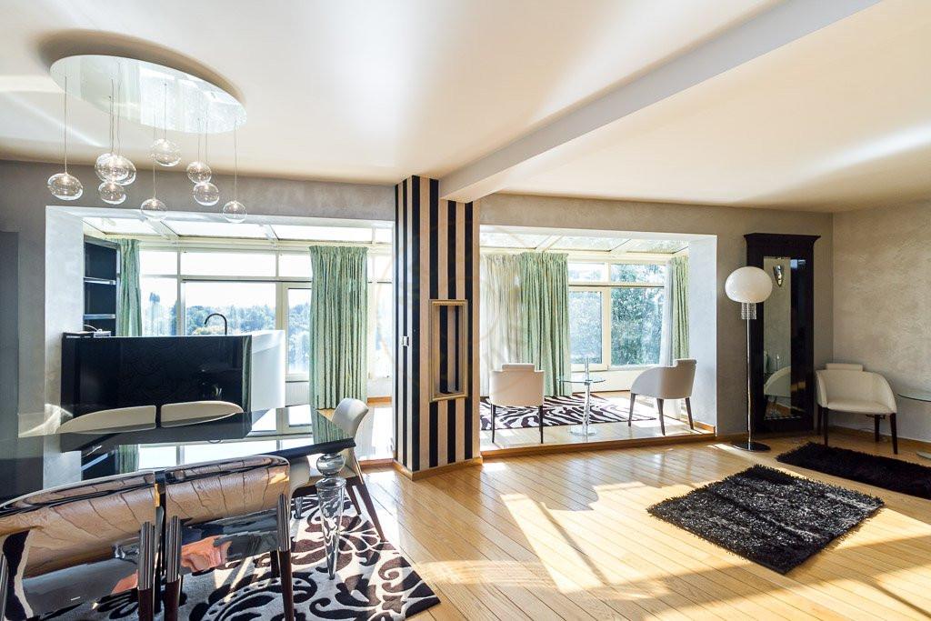 Amazing Lake View - 196sqm, 3 room apartment, Herastrau -Nordului 5