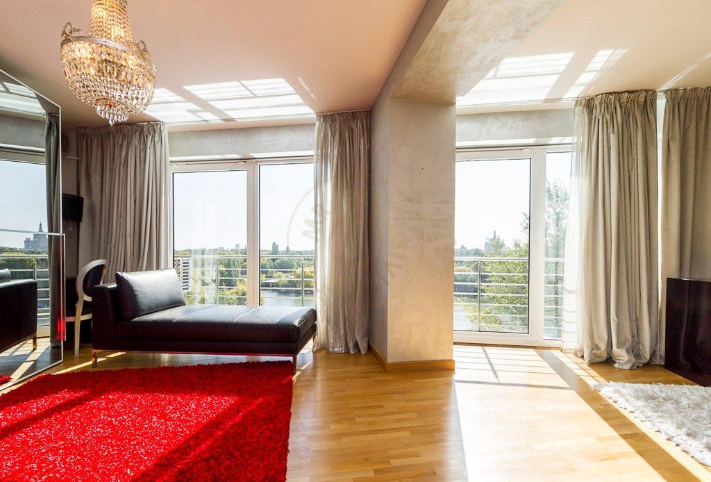 Amazing Lake View - 196sqm, 3 room apartment, Herastrau -Nordului 12