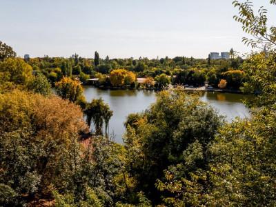 Amazing Lake View - 196sqm, 3 room apartment, Herastrau -Nordului