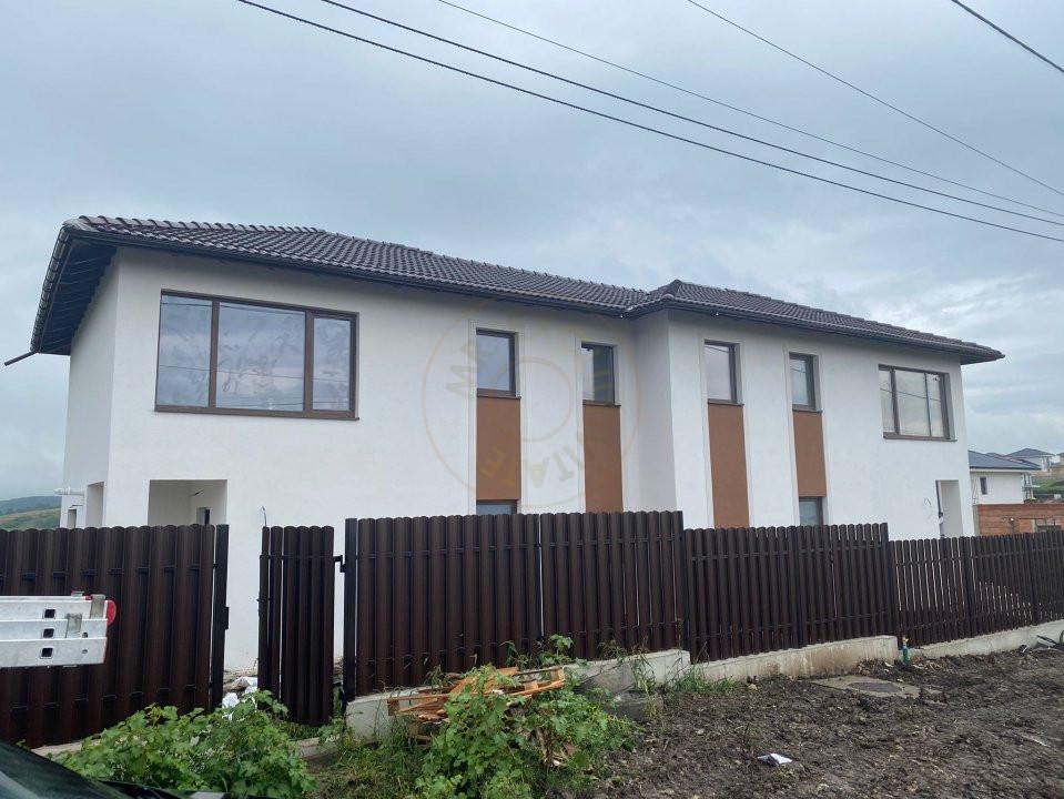 Duplex 4 camere, Dezmir,Cluj - Comision 0%    6