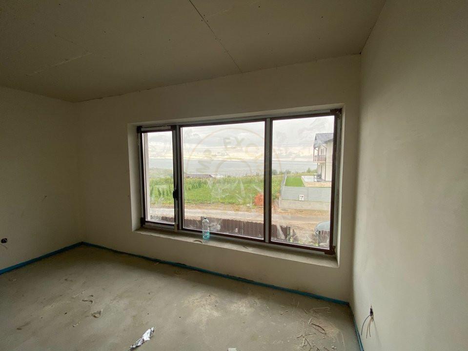 Duplex 4 camere, Dezmir,Cluj - Comision 0%    9