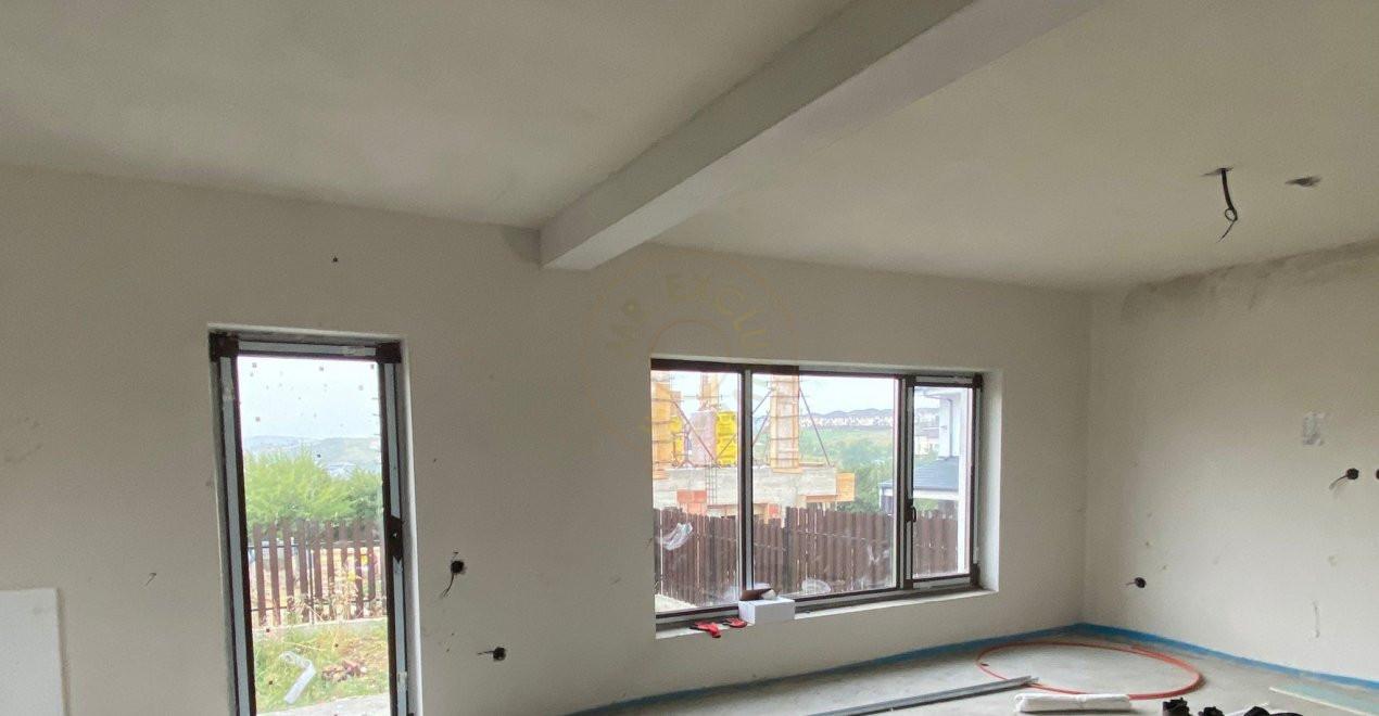 Duplex 4 camere, Dezmir,Cluj - Comision 0%    13