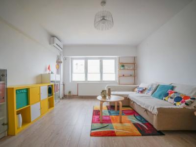 Apartament 3 camere, Obor- Bloc ALMO