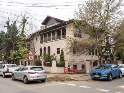 Vila de inchiriat cu o arhitectura deosebita in zona Domenii.
