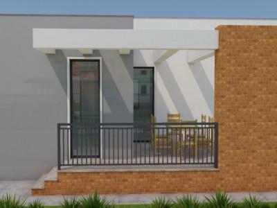 De vanzare casa individuala Vidra 420mp curte