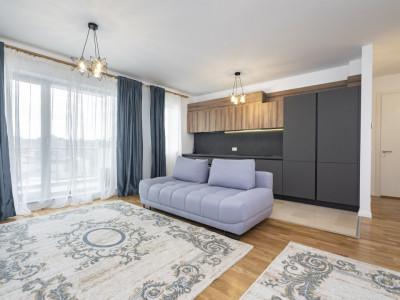 Apartament elegant de 2 camere cu parcare subterana in Luxuria Residence