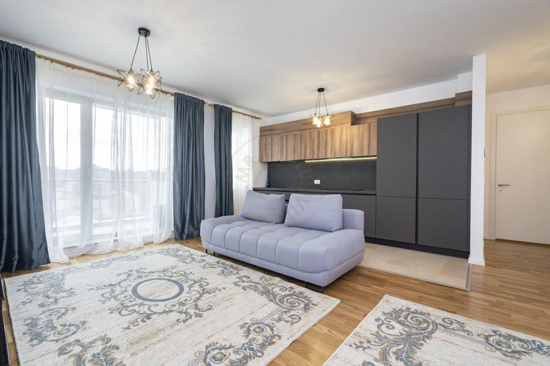 Apartament elegant de 2 camere cu parcare subterana in Luxuria Residence 1