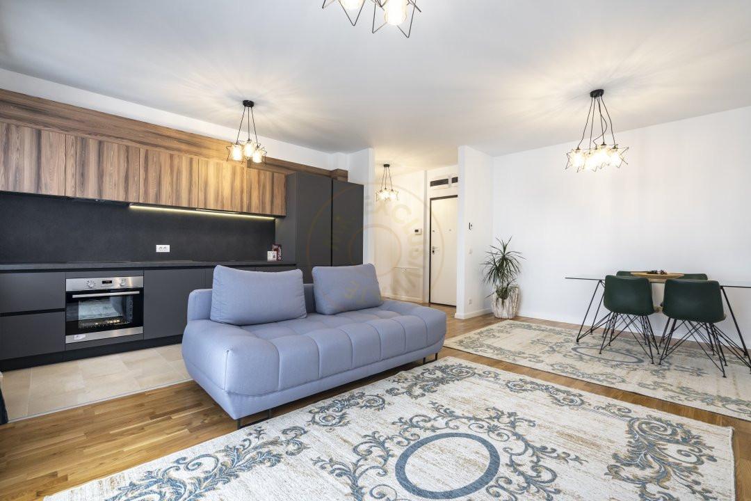 Apartament elegant de 2 camere cu parcare subterana in Luxuria Residence 2