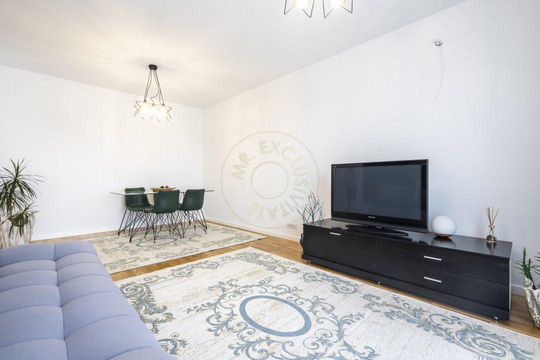 Apartament elegant de 2 camere cu parcare subterana in Luxuria Residence 5