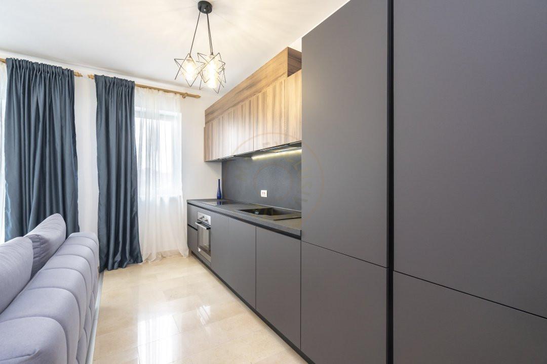Apartament elegant de 2 camere cu parcare subterana in Luxuria Residence 6