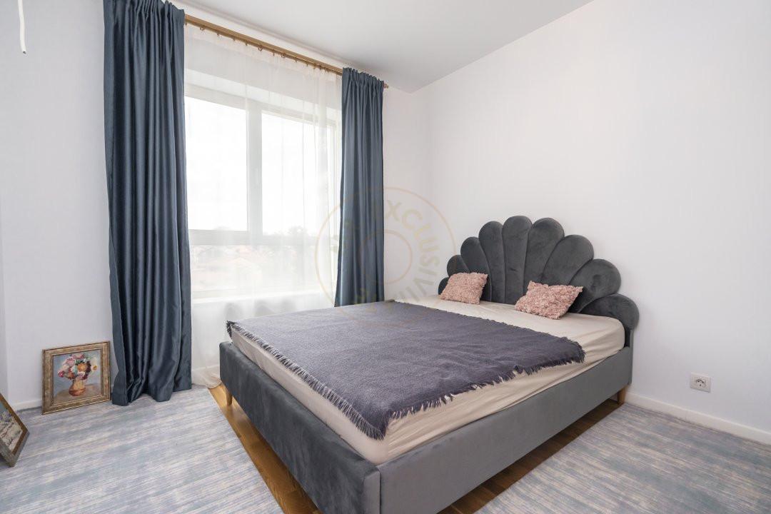 Apartament elegant de 2 camere cu parcare subterana in Luxuria Residence 8