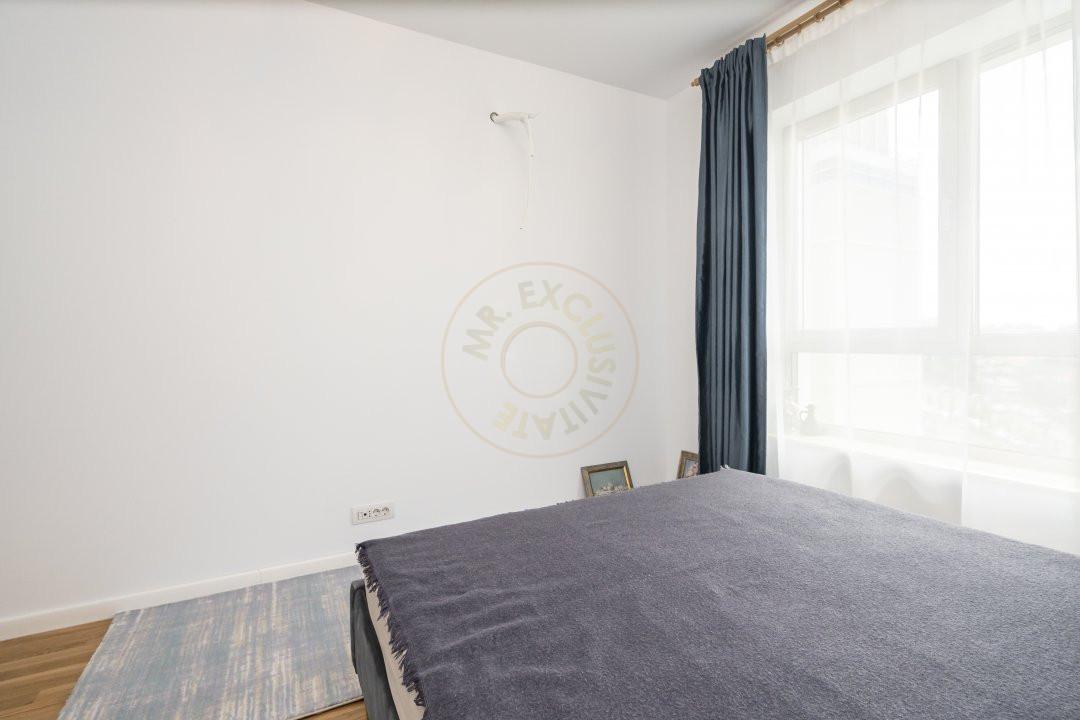 Apartament elegant de 2 camere cu parcare subterana in Luxuria Residence 9
