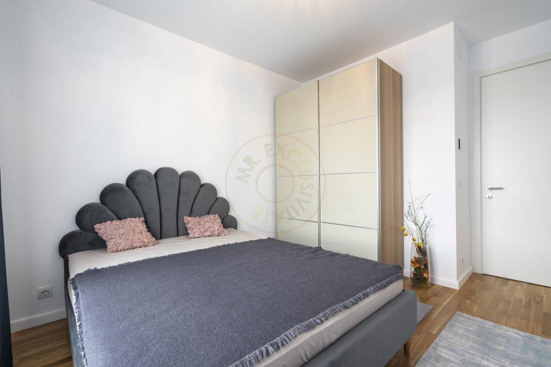 Apartament elegant de 2 camere cu parcare subterana in Luxuria Residence 10