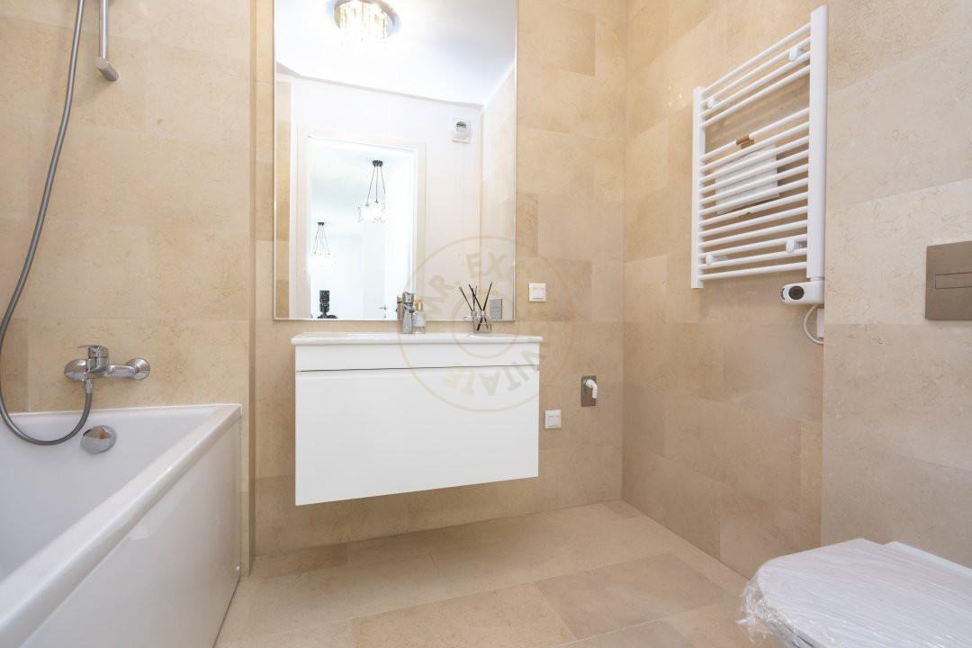 Apartament elegant de 2 camere cu parcare subterana in Luxuria Residence 11