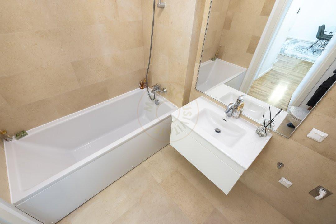 Apartament elegant de 2 camere cu parcare subterana in Luxuria Residence 12