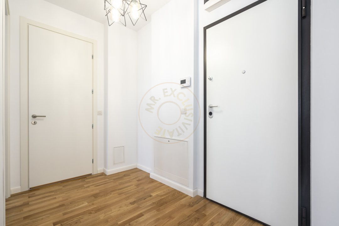 Apartament elegant de 2 camere cu parcare subterana in Luxuria Residence 13