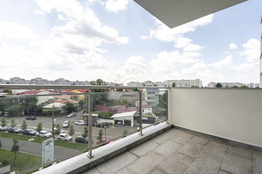 Apartament elegant de 2 camere cu parcare subterana in Luxuria Residence 14