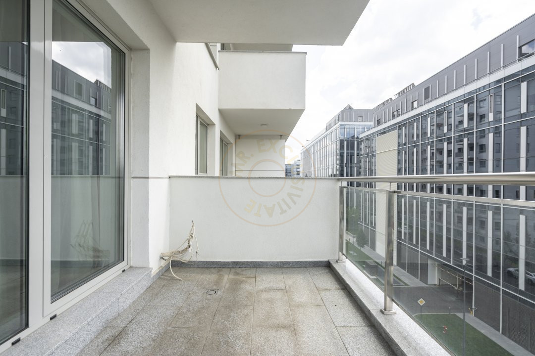 Apartament elegant de 2 camere cu parcare subterana in Luxuria Residence 15