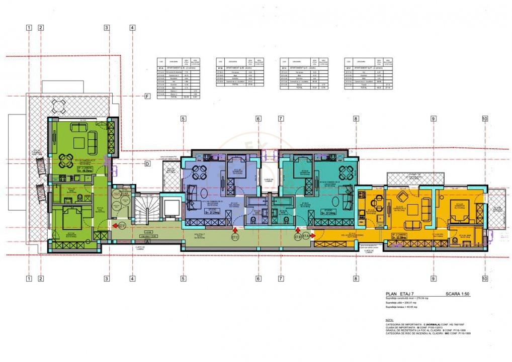 Ansamblu Rezidential Soseaua Viilor 1 si 2 Camere/direct Dezvoltator 6