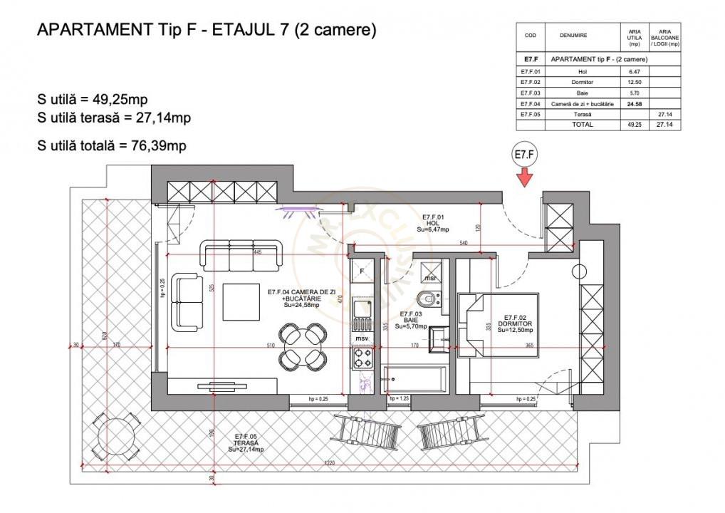 Ansamblu Rezidential Soseaua Viilor 1 si 2 Camere/direct Dezvoltator 2