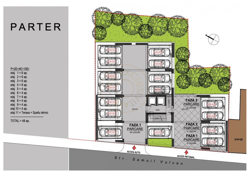 Ansamblu Rezidential 13 Septembrie 1,2 si 3 Camere/direct Dezvoltator 3