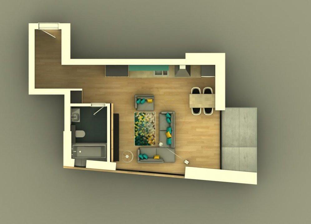 Ansamblu Rezidential 13 Septembrie 1,2 si 3 Camere/direct Dezvoltator 10