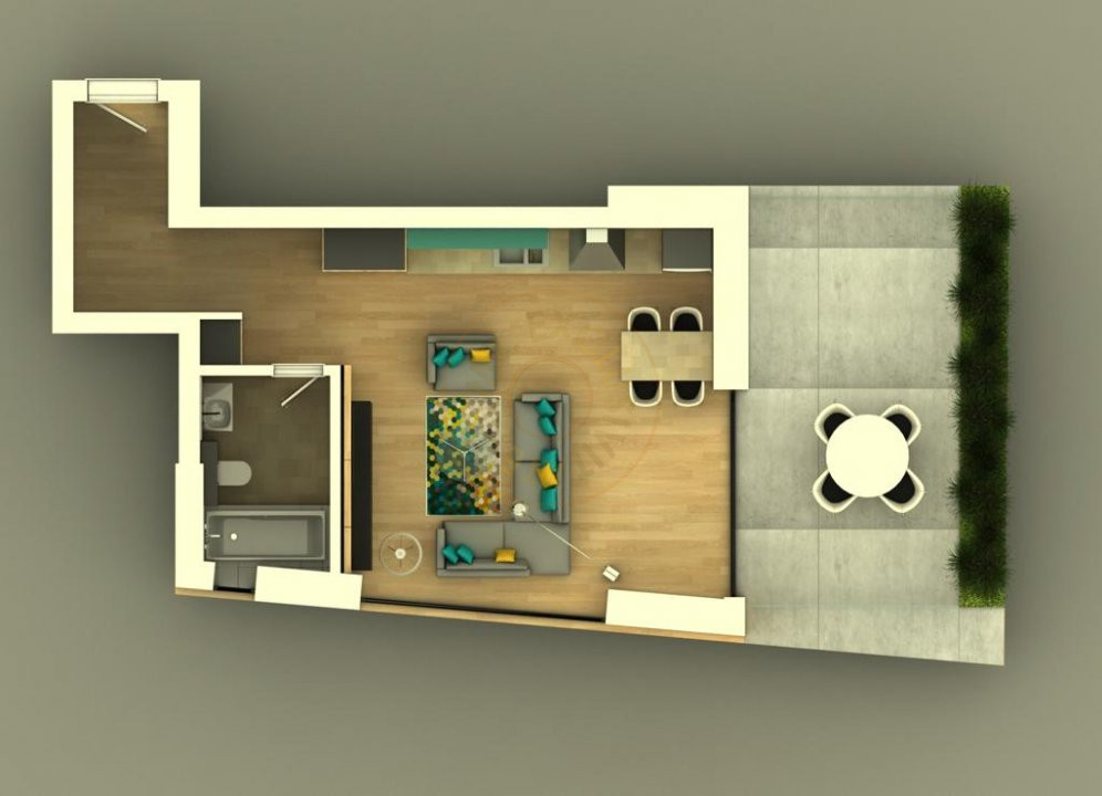 Ansamblu Rezidential 13 Septembrie 1,2 si 3 Camere/direct Dezvoltator 11