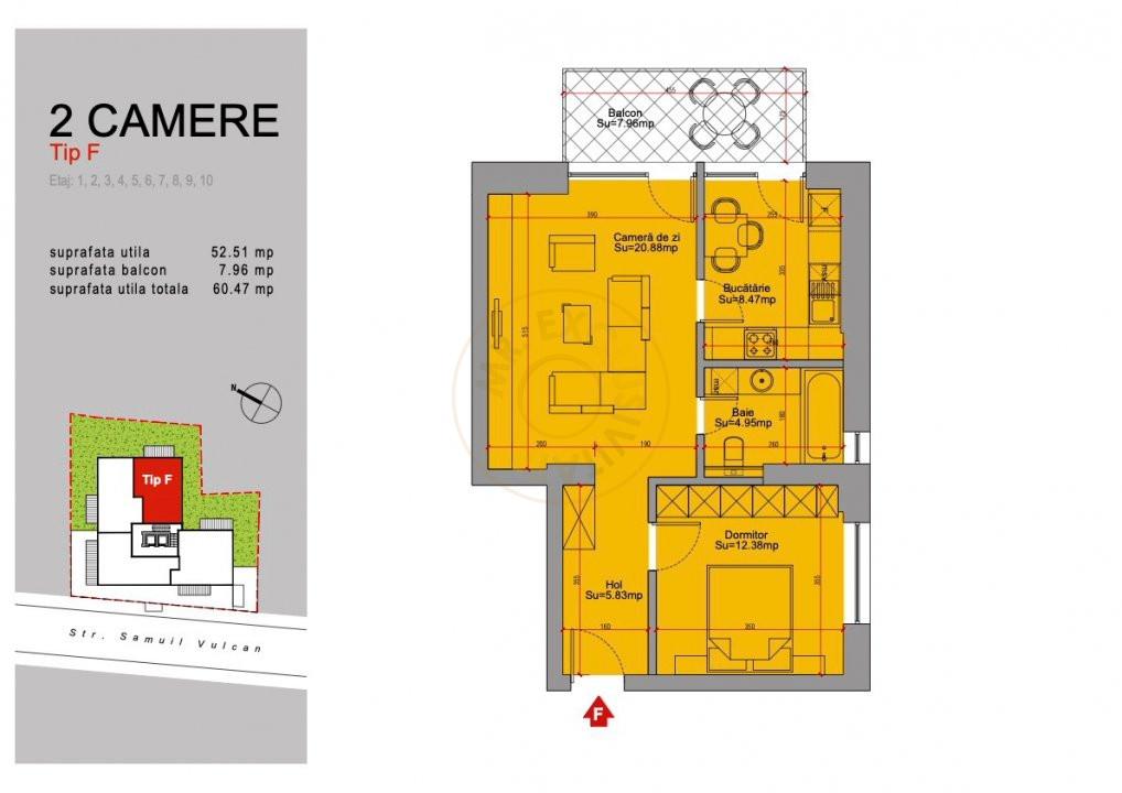 Ansamblu Rezidential 13 Septembrie 1,2 si 3 Camere/direct Dezvoltator 21