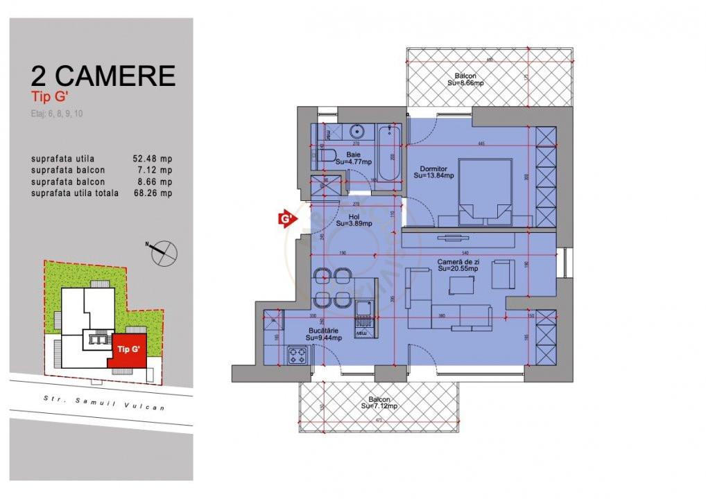 Ansamblu Rezidential 13 Septembrie 1,2 si 3 Camere/direct Dezvoltator 24