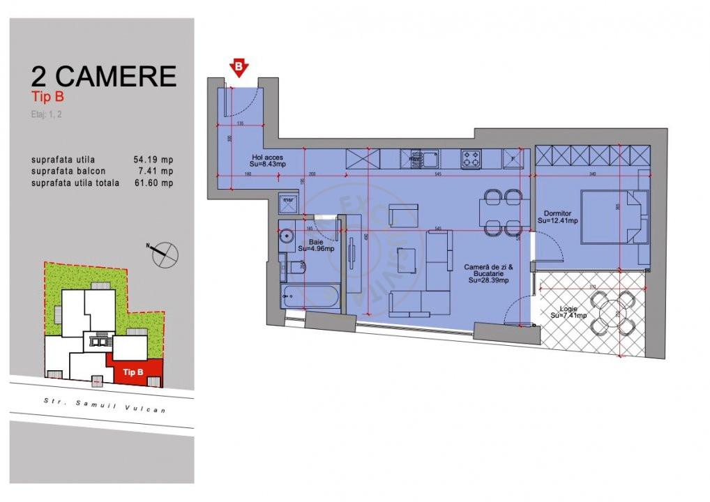 Ansamblu Rezidential  13 Septembrie 1,2 si 3 Camere/direct Dezvoltator 14