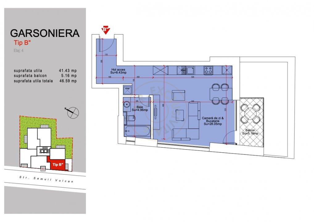 Ansamblu Rezidential  13 Septembrie 1,2 si 3 Camere/direct Dezvoltator 23
