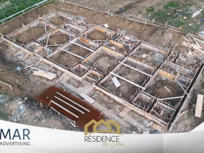 CASE  IN STEFANESTI  ARGES CU 4 CAMERE - RESIDENCE DE LUXE - ZERO COMISION!
