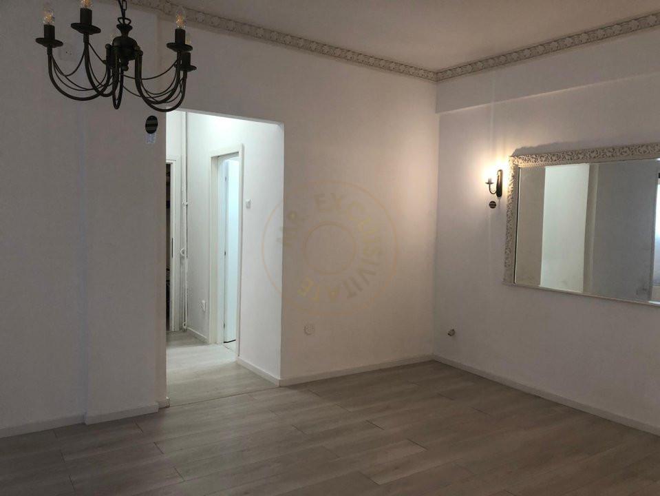 Apartament 3 camere Calea Victoriei  13
