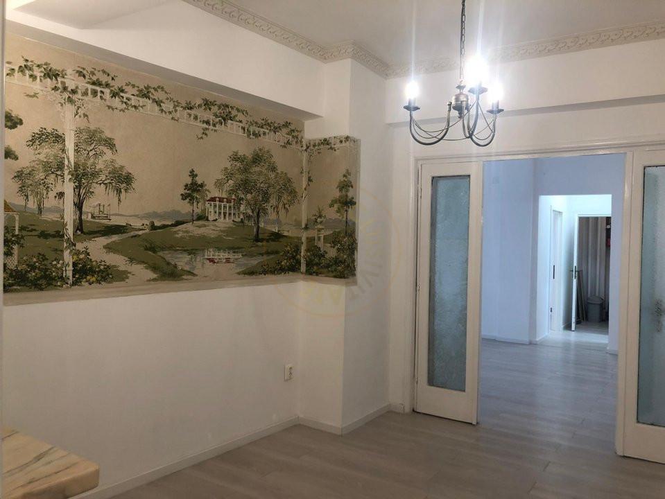 Apartament 3 camere Calea Victoriei  14