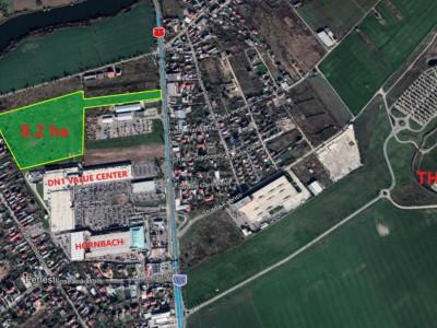 Oportunitate de investitie! Ultimul teren din zona DN1 Value Center - 8.4ha